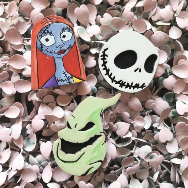 Nightmare Before Christmas Pins