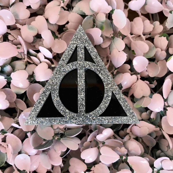 Deathly Hallows Brooch