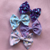 MLP Plain Hair Bows