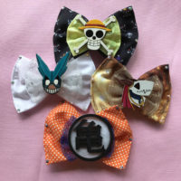 Anime Hair Bows