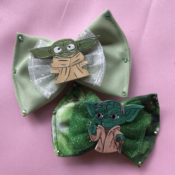 The Master + Child Hair Bows
