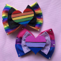 Deluxe Pride Bow