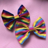 Pride Plain Bow