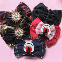 Horror Series Hair Bows