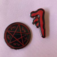 Supernatural Pins