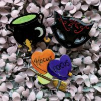 Witchy Brooches