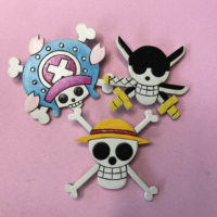 One Piece Pins