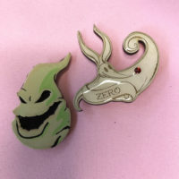 Nightmare Before Christmas Brooches