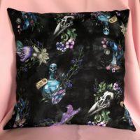 Modern Plague Cushion Cover