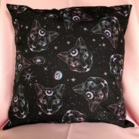 Mystic Kitty Scatter Cushion
